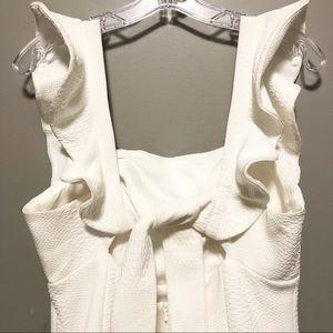 Bardot Dresses - Ashley Frill Cocktail Dress- 8